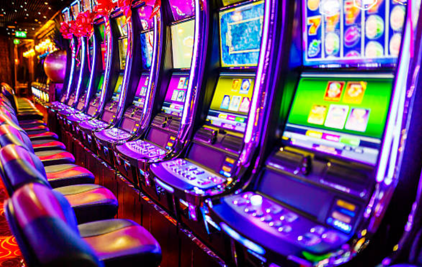 slots casino machines