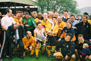 THE DOUBLE -THE STORY OF MAIDSTONE UNITED'S  STUNNING 2001-2002 SEASON
