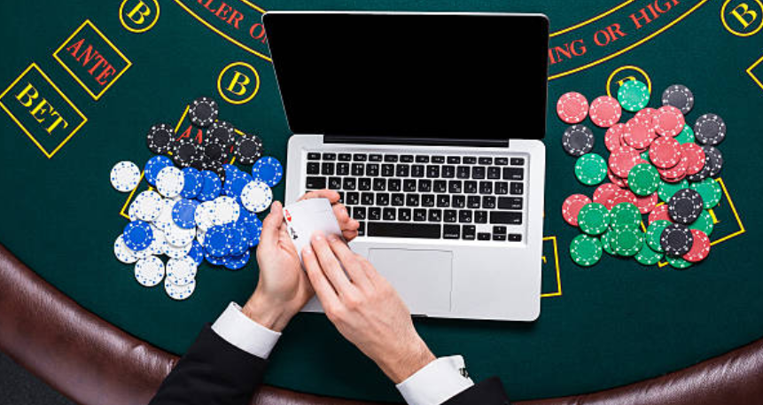 Online Gambling with games